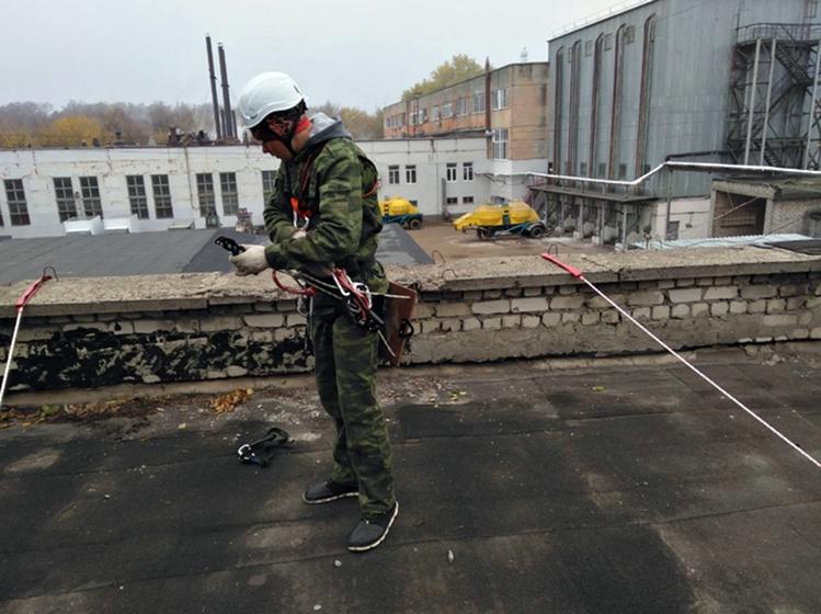 Промышленный альпинист вахта в москве