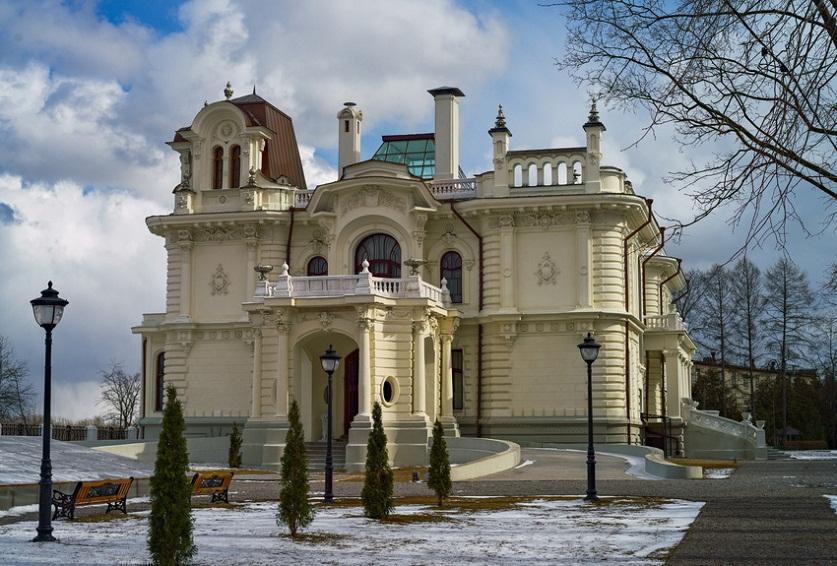 спрашиваете тамбов фото асеевский дворец расположен самом